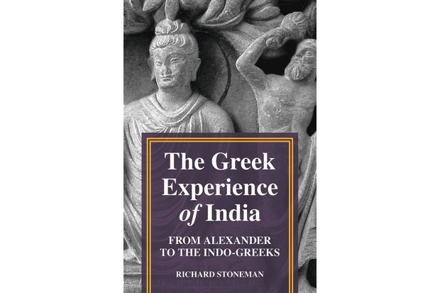 The Greek Experience of India by Richard Stoneman