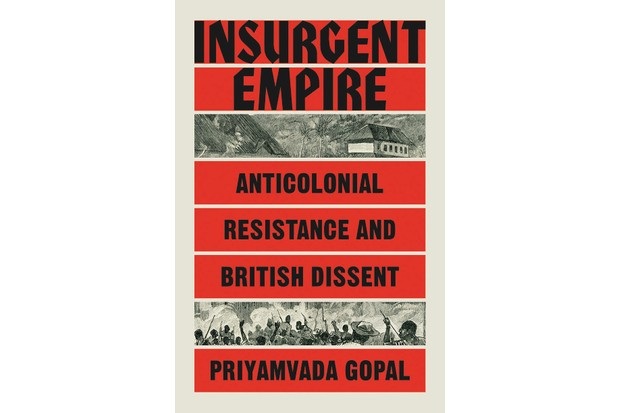 Insurgent Empire: Anticolonial Resistance and British Dissent by Priyamvada Gopal