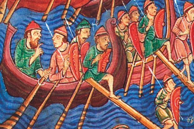 Ivar the Bonelss arrives in England