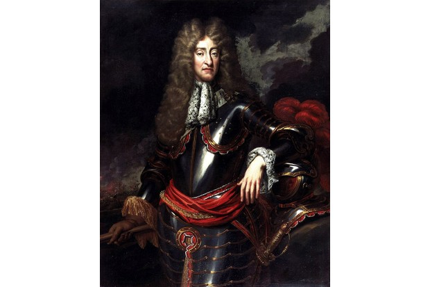 James II and VII. (Photo by Universal History Archive/Getty Images)