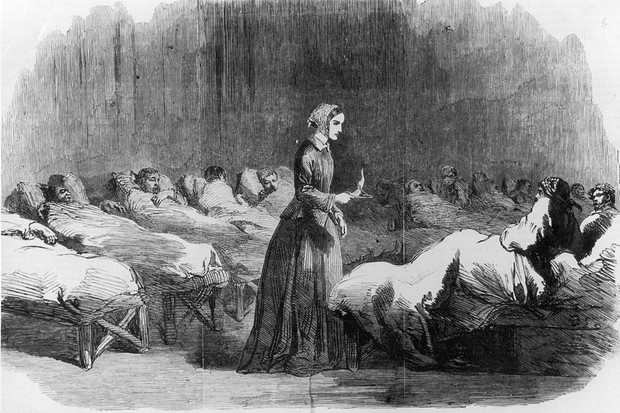 The Lady With The Lamp? Why Florence Nightingale Was So Much More ...