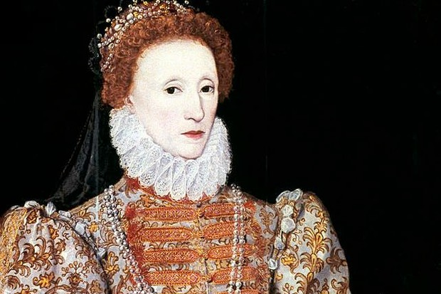 Elizabeth I preferred thoughtful new year gifts suited to her own tastes such as cloth, personal jewellery and trinkets. (Photo by Ann Ronan Pictures/Print Collector/Getty Images)