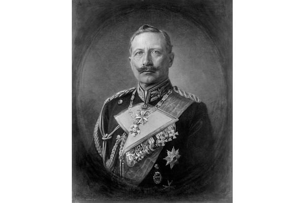 German emperor Kaiser Wilhelm II of Germany. (Photo by Estate of Emil Bieber/Klaus Niermann/Getty Images)