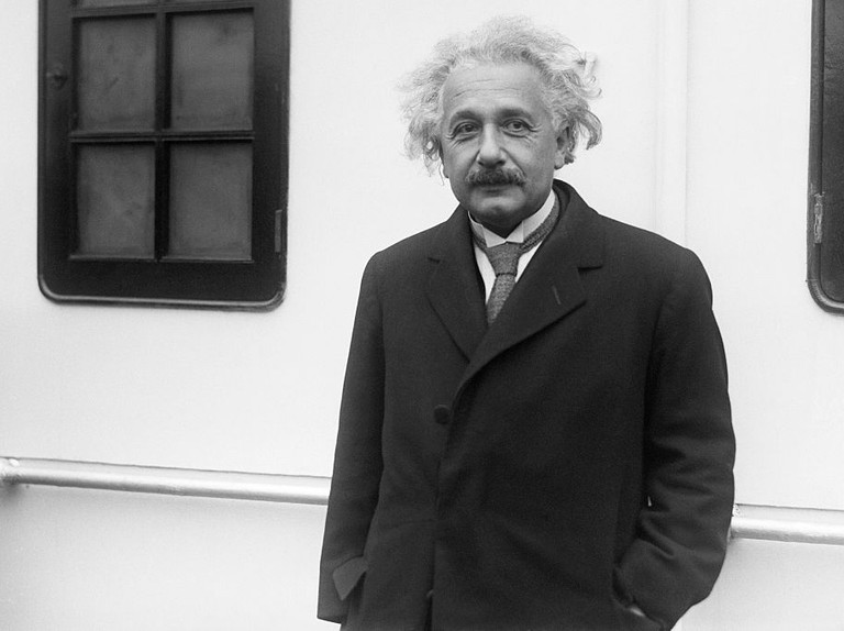 5 things you (probably) didn't know about Albert Einstein