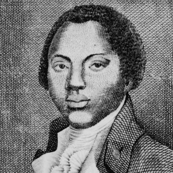 Olaudah Equiano (Photo by Getty)