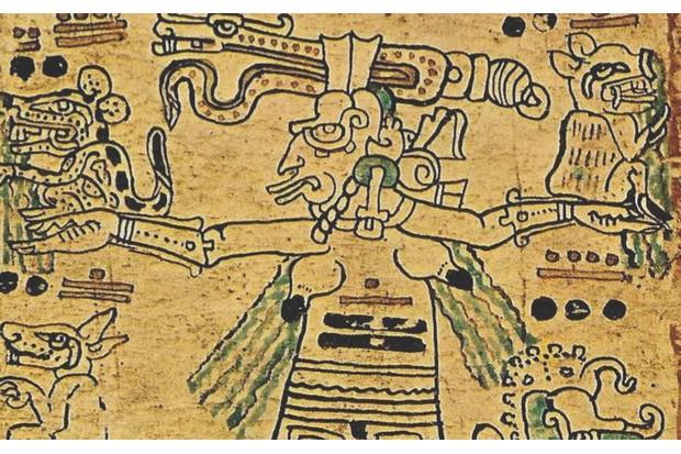 Ixchel was the Mayan goddess of midwifery and fertility