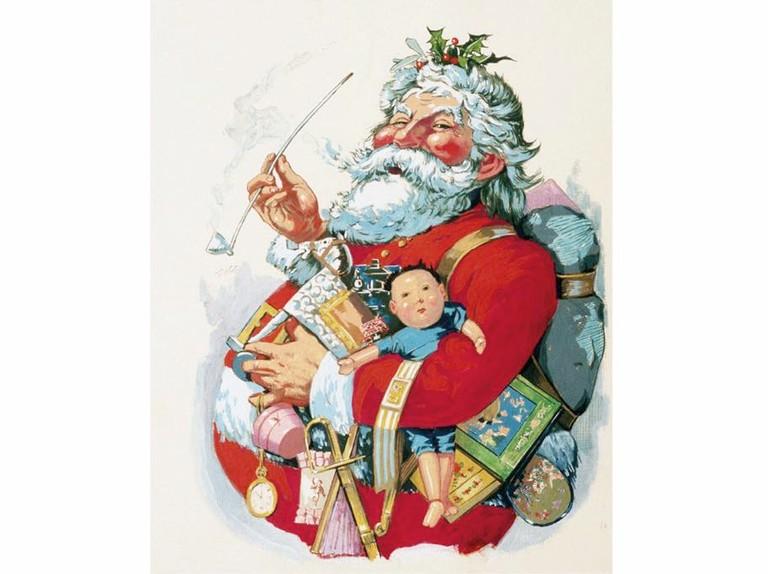 How America captured Christmas