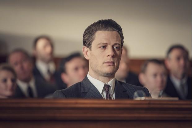 The Trial Of Christine Keeler. (Image byBBC/Ecosse Films/Ben Blackall)