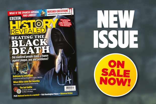 March 2020 issue of BBC History Revealed out now!