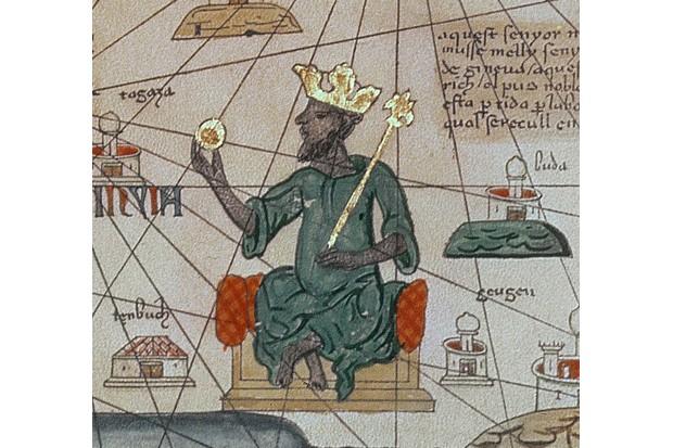 Mansa Musa, emperor of Mali, c1312–c1337.