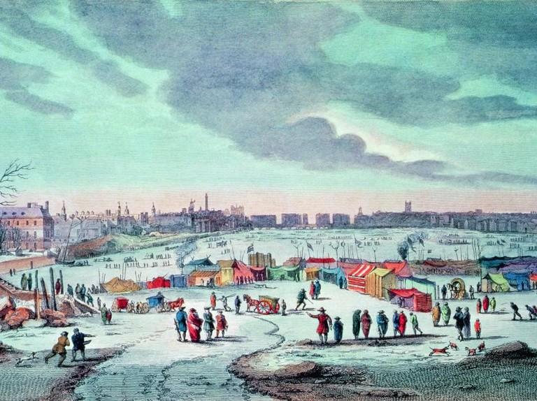 Frozen: Britain's Little Ice Age