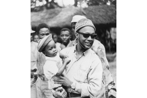 African independence fighter Amilcar Cabral