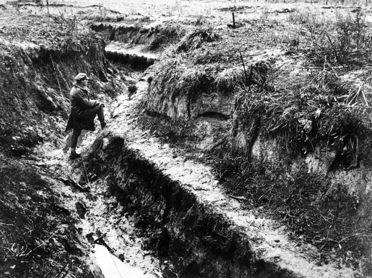 Operation Alberich: the story of Germany's retreat in 1917