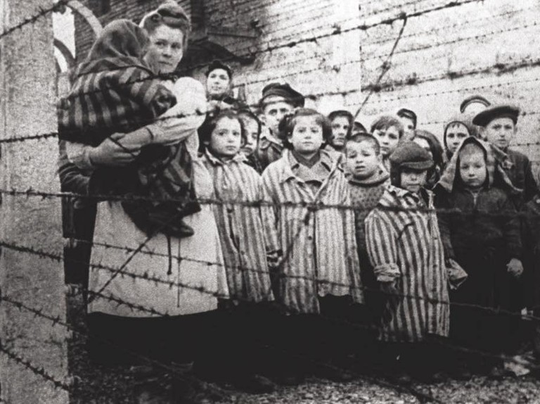 Orphans of the Holocaust: the remarkable stories of 300 child survivors