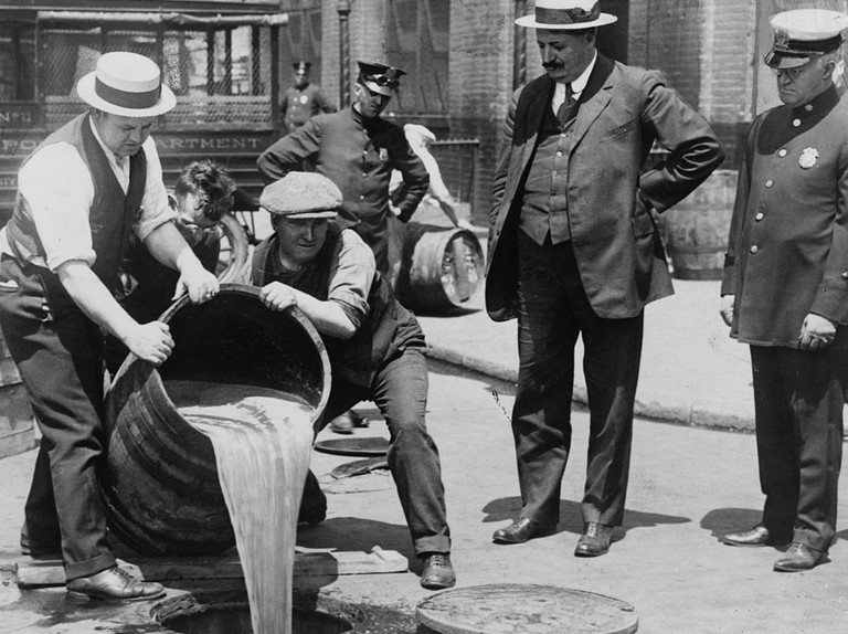 Wet vs Dry: how prohibition fractured America