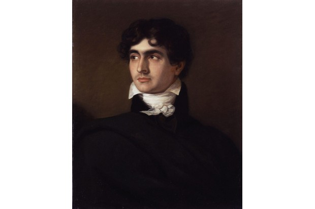 John Polidori, personal physician to Lord Byron