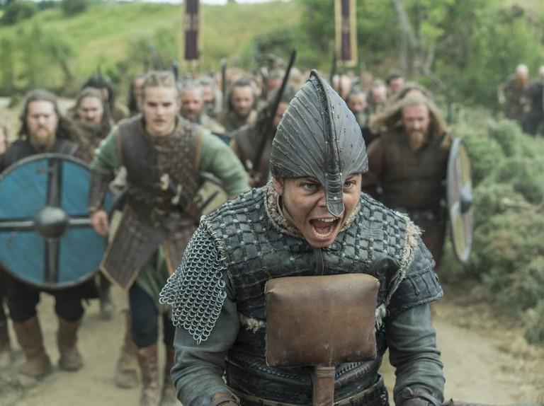The real Vikings: the early medieval world behind the hit drama