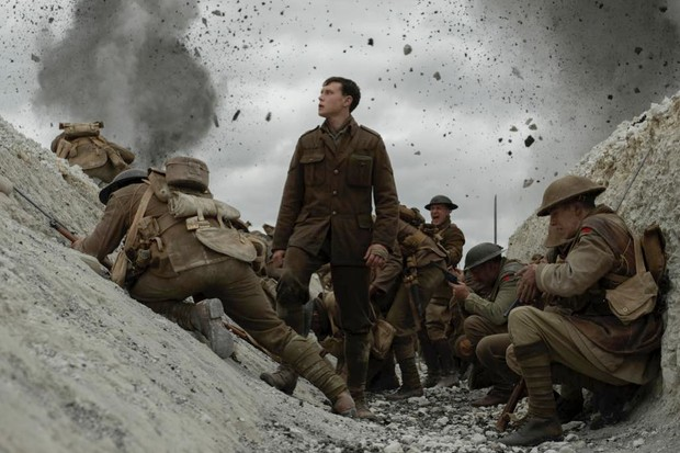 A still from Sam Mendes film '1917'