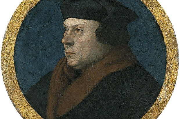 Portrait of Thomas Cromwell. Found in the collection of the Thyssen-Bornemisza Collections. (Photo by Fine Art Images/Heritage Images/Getty Images)