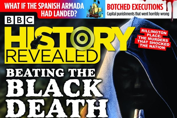 March 2020 issue of BBC History Revealed