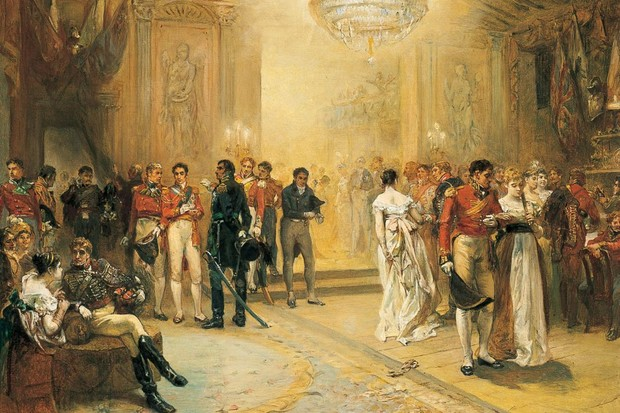 Before Waterloo: what happened at the Duchess of Richmond's ball?