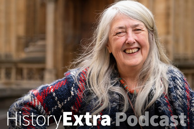 Historian Mary Beard at the Oxford Literary Festival 2019. (Photo by David Levenson/Getty Images)