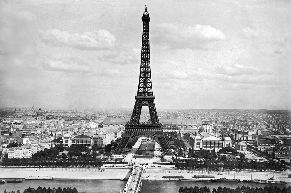 From  Eyesore  To Icon : A Brief History Of The Eiffel Tower In Paris
