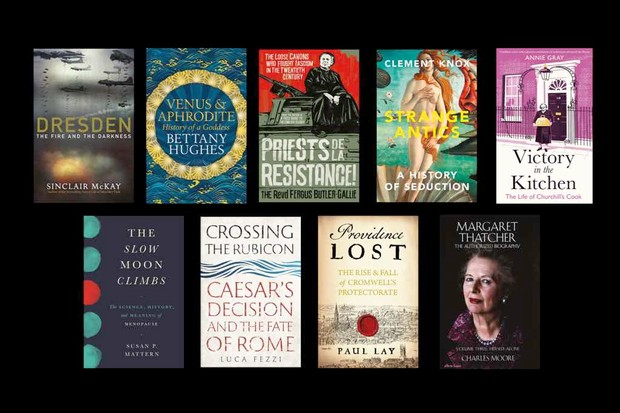 Want to know what to read next? The latest history books reviewed