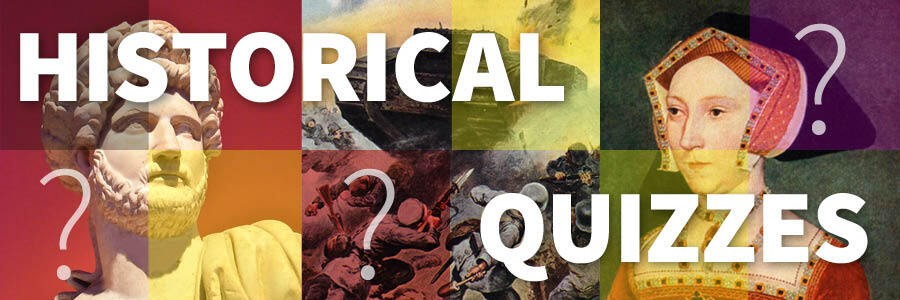 History quizzes from HistoryExtra.com