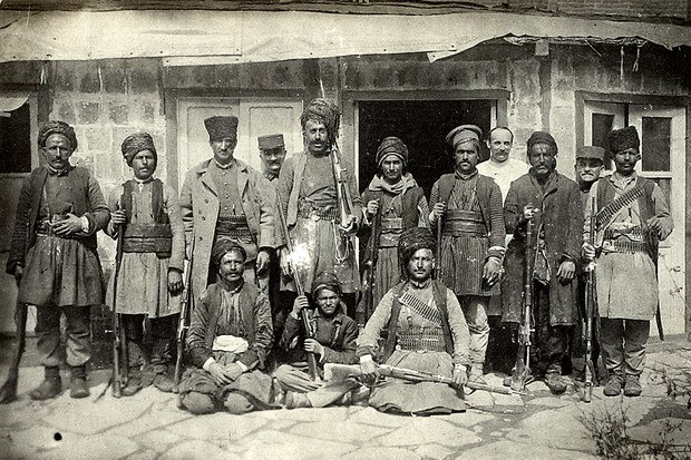"""The history of the Kurds in Iraq: """"the largest people never to have achieved statehood"""""""