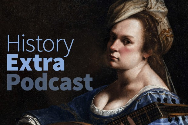 Self portrait by Artemisia Gentileschi as a lute player (Photo by Getty Images)