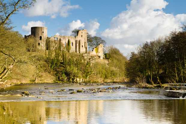 Barnard Castle: a journey through time