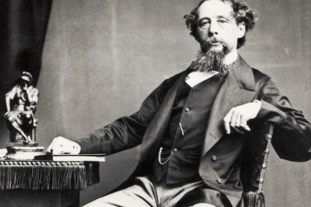 Charles Dickens used his novels as a platform from which to attack the injustices that he believed blighted 19th-century Britain. (Photo by Culture Club/Getty Images)