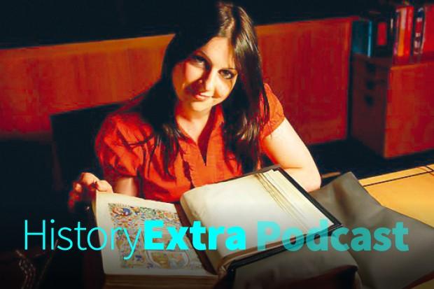 Historian Janina Ramirez