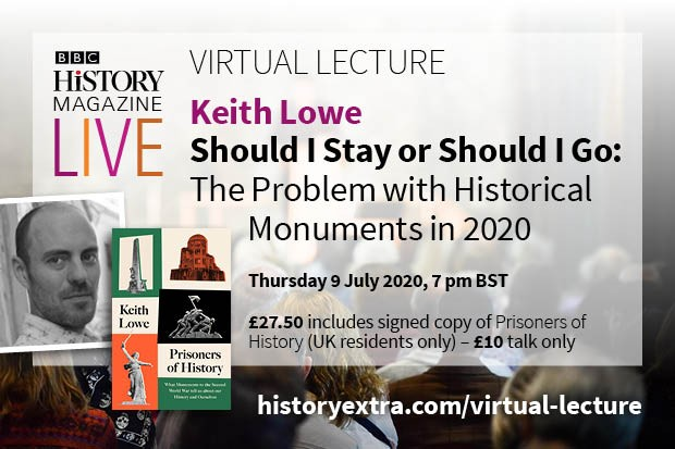 Virtual Lecture Keith Lowe Web large