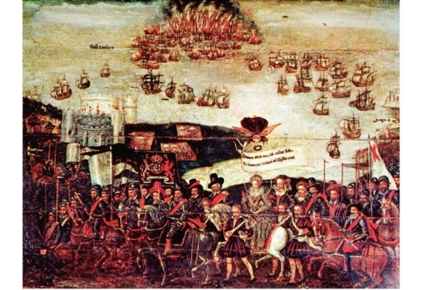 The Spanish Armada: one of history's biggest fibs?