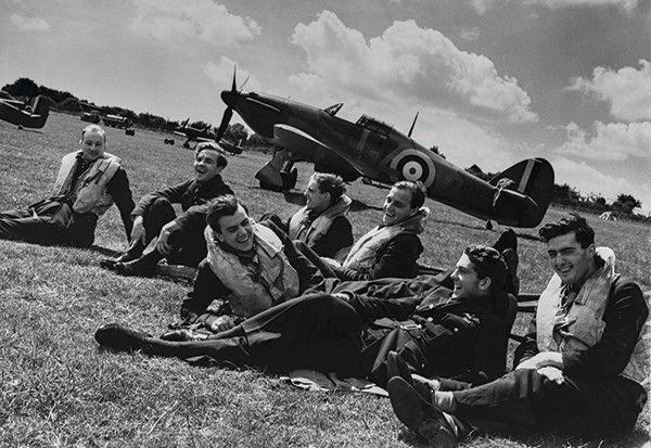 The Few: Who Exactly Were The Heroes Of The Battle Of Britain? -  HistoryExtra