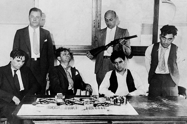 Murder, Inc: The Rise And Fall Of New York City's Mafia Hitmen -  HistoryExtra