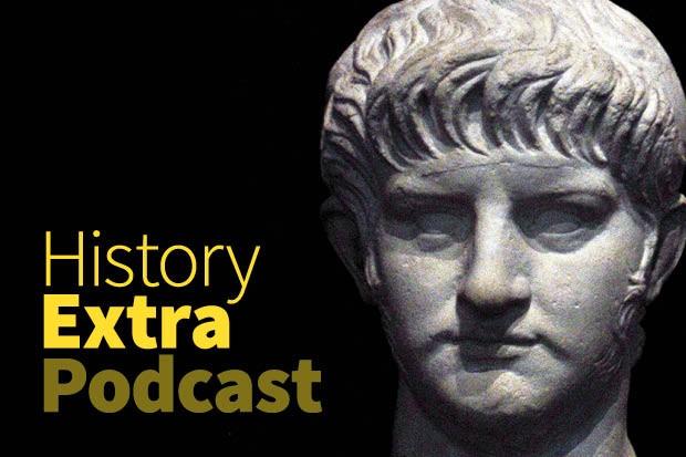 Portrait head of Roman Emperor Nero circa AD 59-64. (Photo by Alamy)