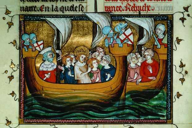 Bonds of blood: survival secrets of medieval royal families