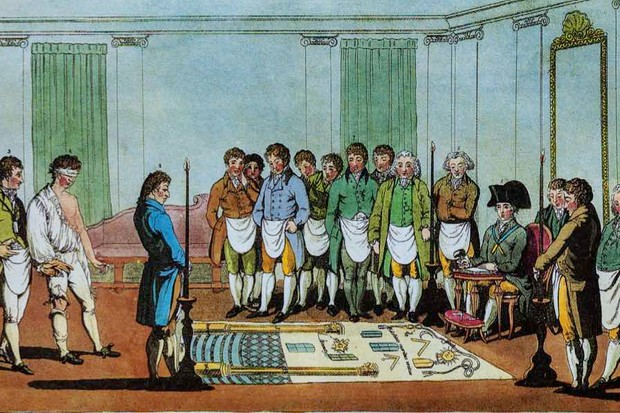 A History Of Freemasonry: Who Were The Masons, How Did They Join? -  HistoryExtra