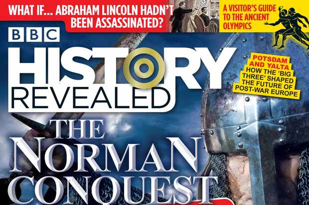 BBC History Revealed issue 84 August 2020