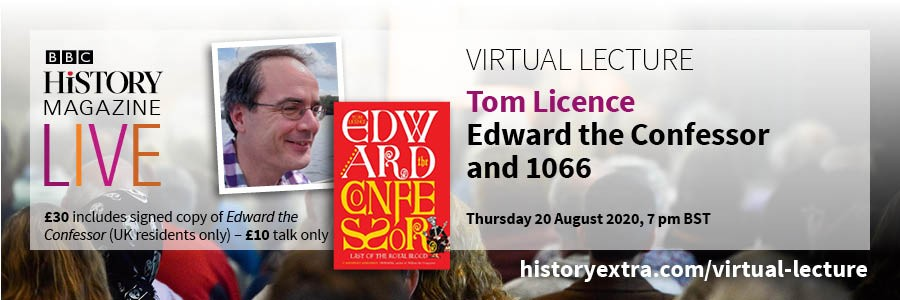 Virtual Lecture Tom Licence Web banner