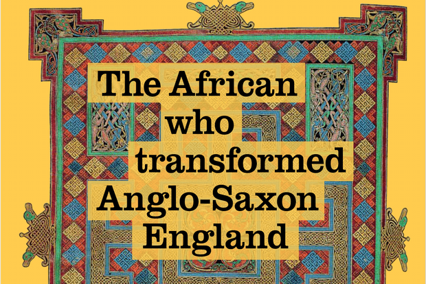 The African who transformed Anglo-Saxon England