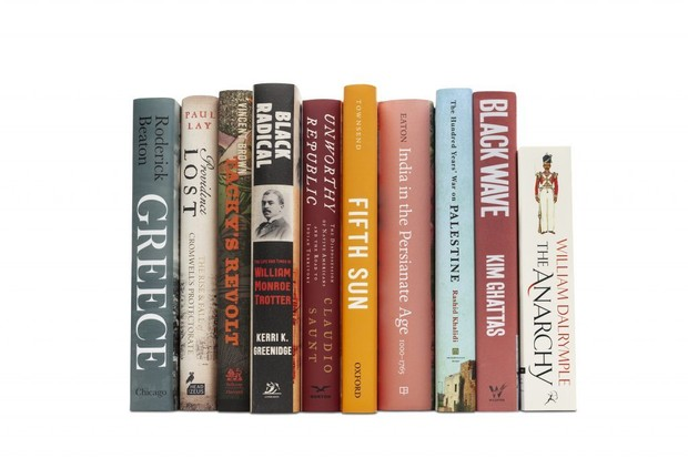 The shortlist for the 2020 Cundill History Prize has been revealed.
