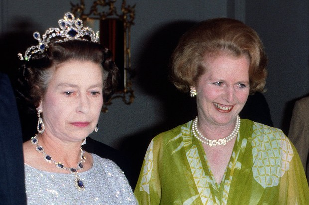 Thatcher and Queen Elizabeth II: what was their relationship like?