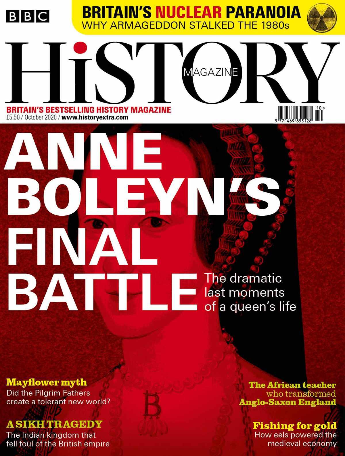 BBC History Magazine October 2020