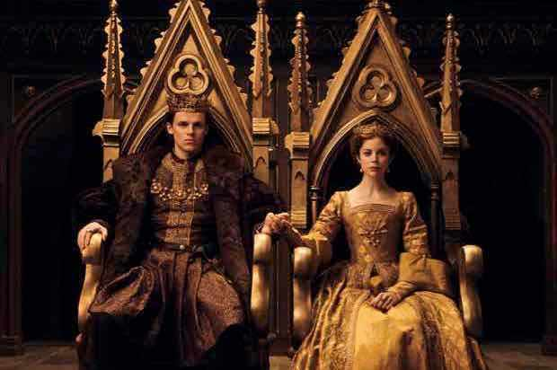 The Spanish Princess Part II. (Image by Starz)