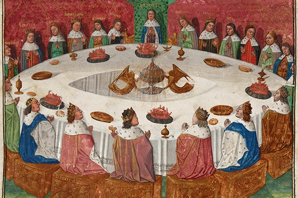 Knights Of The Round Table Who Were, The Knight Of Round Table