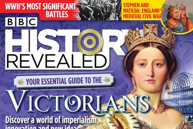 BBC History Revealed issue 86 October 2020